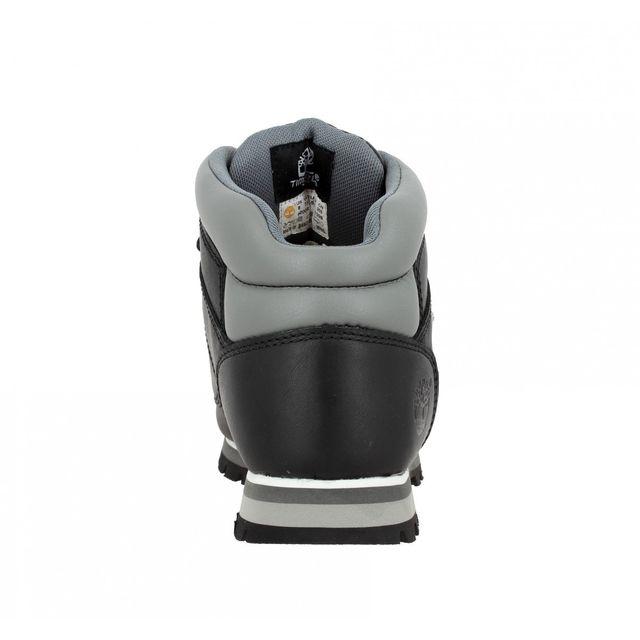 Timberland - Euro Sprint cuir Homme-44,5-Noir