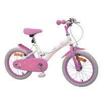 SUN & SPORT - Vélo 16 pouces fille