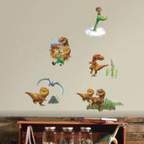 Mon Beau Tapis - Stickers Disney Le Voyage D'ARLO Repositionnables 32 stickers