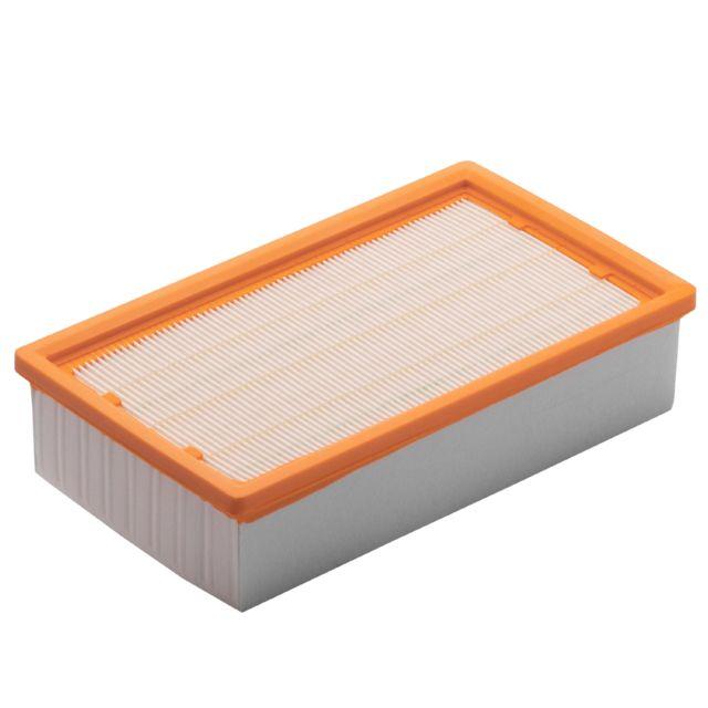 3x Aspirateur plat Filtre Plissé Pour Karcher nt40//1 tact