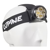 Lupine - Wilma X7 - Lampe frontale - noir