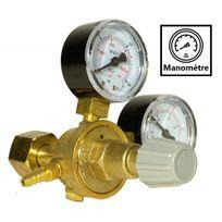 Awelco - Mano Detendeur Mig Pour Bouteille Gaz Industriel Argon / Co2