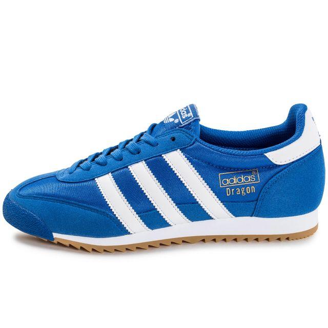 adidas dragon og homme bleu