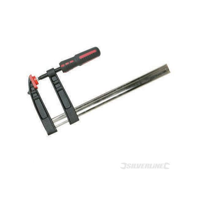 Silverline 427676 Serre-joint robuste 900 x 80 mm
