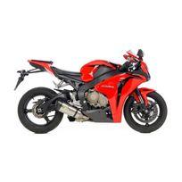 Leovince - Silencieux Factory R Homologue Evo Ii Position Origine - Titane - Cbr 1000 Rr 08/12 Honda - Cbr 1000 Rr I.E. 2008/2012