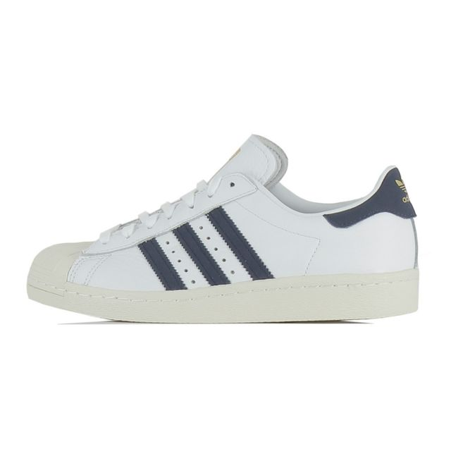 half off fcc83 eecf6 Adidas originals - Basket Superstar 80s - Bz0145 Blanc - pas cher Achat    Vente Baskets homme - RueDuCommerce
