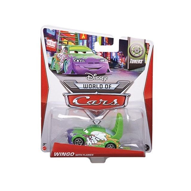 Voiture cars verte - Coloriage cars wingo ...