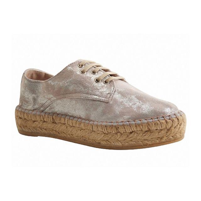 Gaimo maslin-sandale Corde-silver