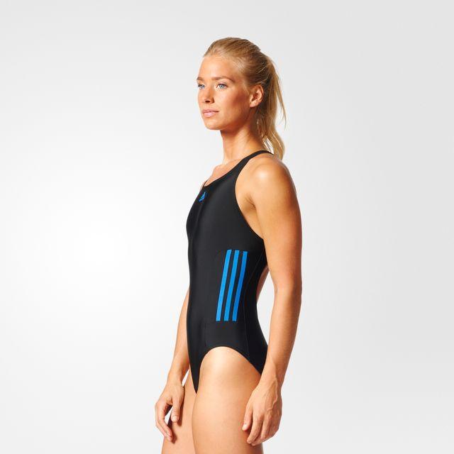4dc96c8b6251 Adidas - Maillot de bain femme Essence Core 3-Stripes - pas cher ...