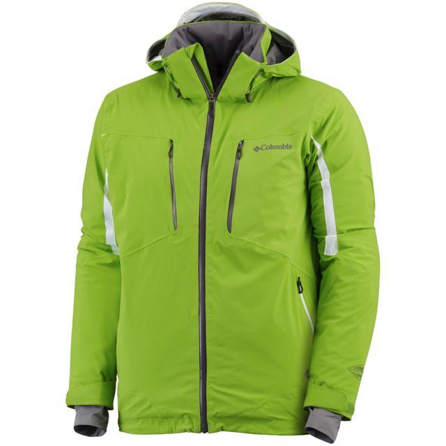 Columbia Parka de Ski Millennium blur jacket pas cher