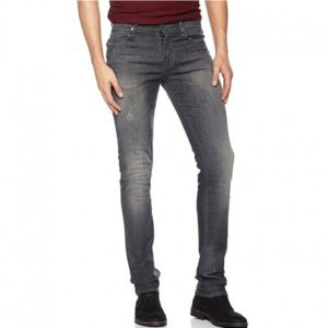 Redskins - Jean Hammon 2 straight Gris Homme