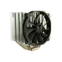 Scythe - Kit Radiateur + Ventilateur Cpu - GlideStream 140mm Pwm - Mugen Max - Scmgd-1000