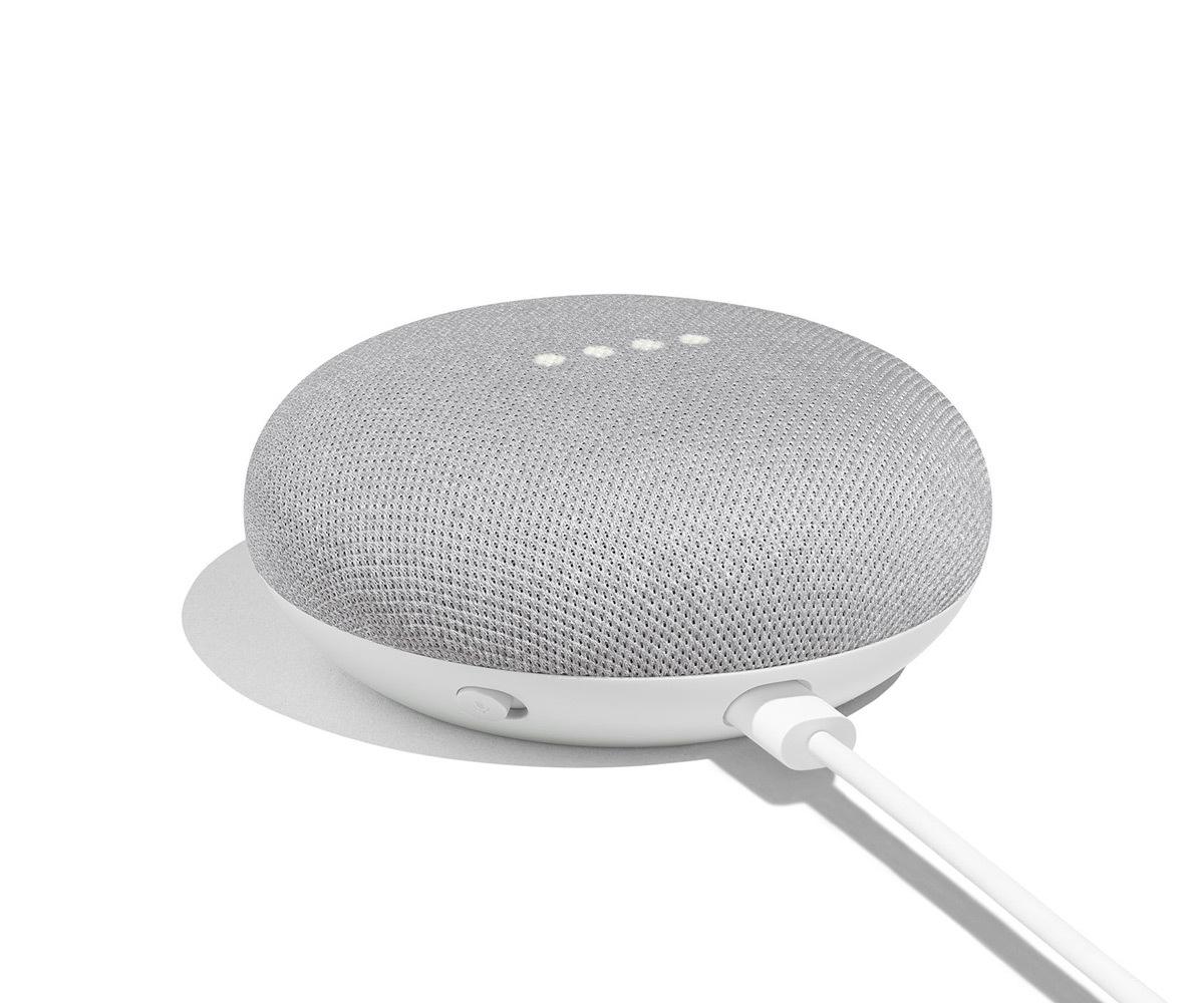 Enceinte intelligente Home Mini Galet Google