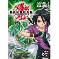 Cartoon Network - Bakugan Battle Brawlers - Saison 3 - Volume 1
