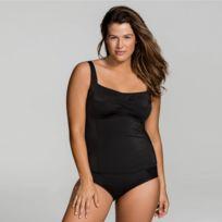Dorina - Haut de maillot de bain Tankini Fiji Noir