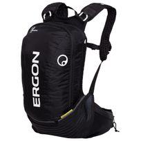 Ergon - Bx2 - Sac à dos - 10 + 1,5 L noir