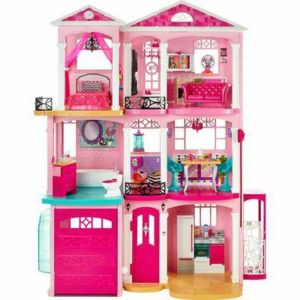 Mattel barbie barbie maison de r ve pas cher achat vente maisons de p - Barbie et sa maison de reve ...