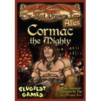 Slugfest Games - Jeux de société - Sfg016 The Red Dragon Inn Allies: Cormac The Mighty