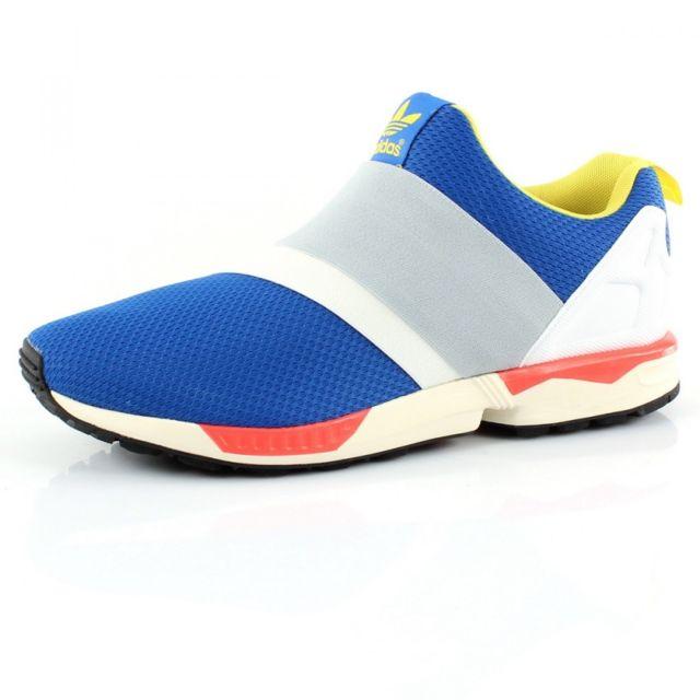 Chaussures Adidas Originals ZX Flux Slip On Homme Pas Cher