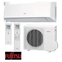 Fujitsu - asyg 12 Lmce + Aoyg 12 Lmce clim inverter 3500W A