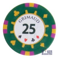Poker Production - Poker Master Grimaud 25
