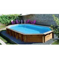 piscine bois 5 m