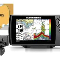 Humminbird - Helix 7 Gps G2-XD avec sonde Ta + cartographie 26G