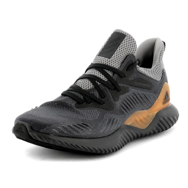 Adidas Chaussures running Alphabounce beyond Gris 76658