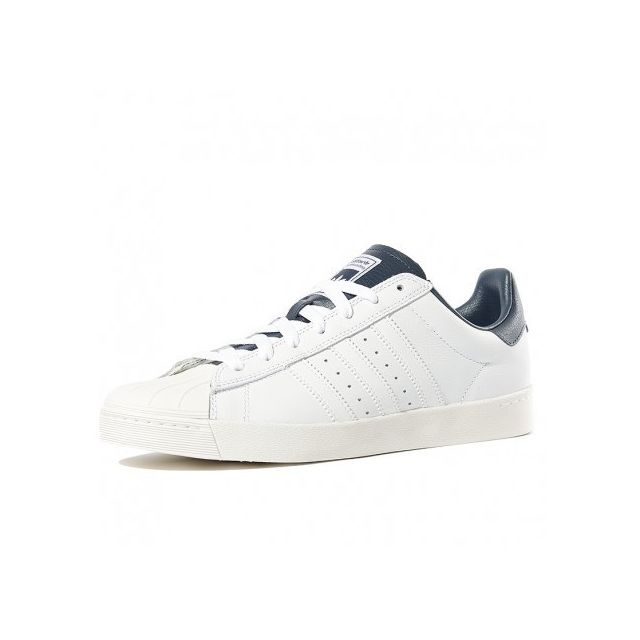 meet 36561 f3133 ... Adidas originals - Superstar Vulcanisé Homme Chaussures Skateboard  Blanc Multicouleur ...