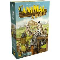 Editions Du Matagot - Jeux de société - Animal à Bord