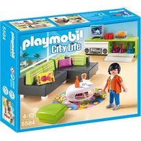 Playmobil - Salon moderne - 5584