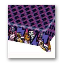 Amscan - 1 nappe en papier : Monster High