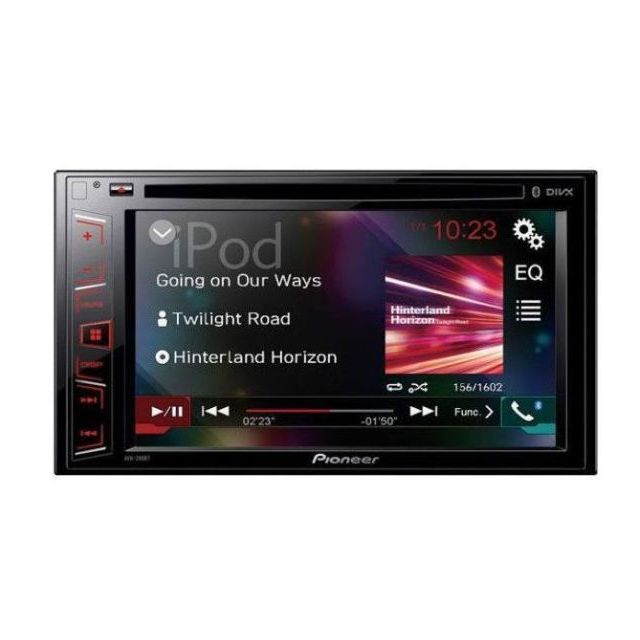 Pioneer Autoradio/VIDEO/GPS Avh-290BT