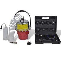 Vimeu-Outillage - Set d'outils pour le purgeur pneumatique à pression atmosphérique