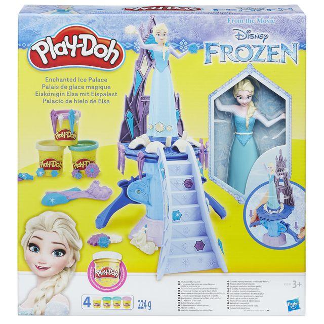 Play Doh La Reine Des Neiges Elsa Pâte à Modeler
