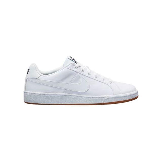 Nike Chaussures Multicolour Court Royale Canvas blanc Multicolour Chaussures pas cher 73854d