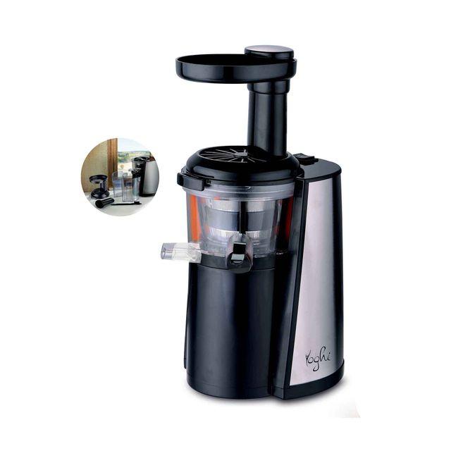 yoghi extracteur de fruits et l gumes 150w pas cher achat vente extracteur de jus. Black Bedroom Furniture Sets. Home Design Ideas