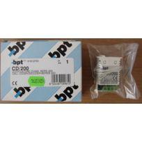 Bpt - Cd/200 61812700 - Codeur/décodeur - system 200