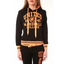 Sweet Company - Sweat United Marshall 1945 noir/orange