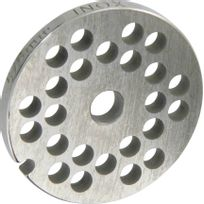 Reber - Grille inox Pour hachoir électrique ou manuel n°5 Trou 6mm