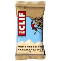 Clif Bar - Barre énergétique - Chocolat blanc et noix de macadamia