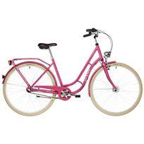 Ortler - Detroit 3s Eq - Vélo de ville - rouge
