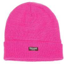 Skor'IN - Bonnet classique Skor in Basic rose fluo bonnet Rose 89110