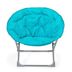 alin a moon fauteuil de jardin relax pliant bleu pas cher achat vente fauteuil de jardin. Black Bedroom Furniture Sets. Home Design Ideas