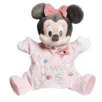 DISNEY BABY - Doudou marionnette MINNIE