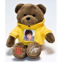 No Name - Peluche à l'effigie de One Direction - Photo et signature - Modèle : Liam Payne - Pour les fans
