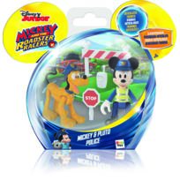 MICKEY MOUSE - Pack de 2 figurines Mickey & Pluto - 182332