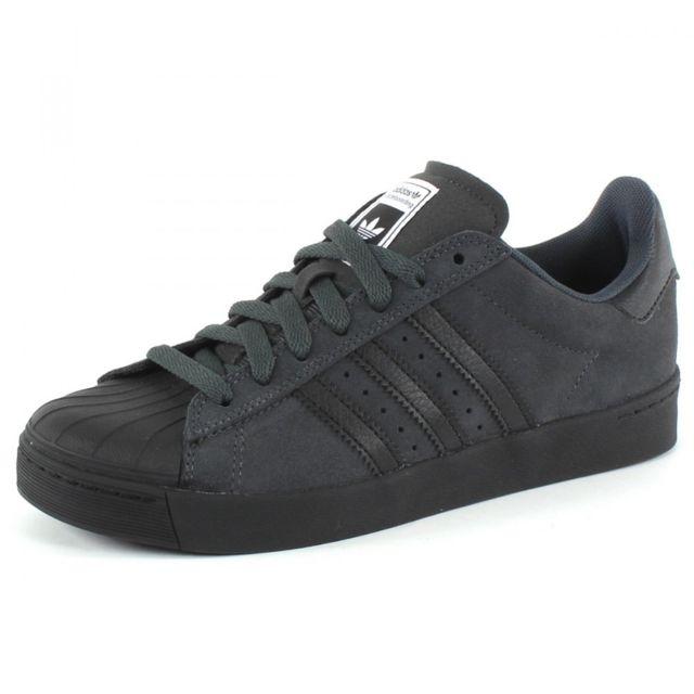 Adidas originals Baskets Superstar Vulc Adv Gris 37 13