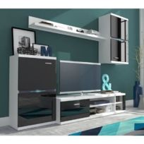 Meuble Tv Niche Mural Catalogue 2019 Rueducommerce Carrefour