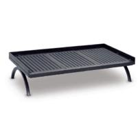 grille porte buches fonte achat grille porte buches fonte pas cher rue du commerce. Black Bedroom Furniture Sets. Home Design Ideas